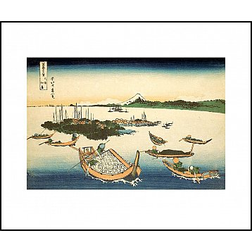 click on the great wave to view over 100 prints by katsushika hokusai