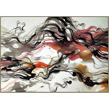 follow me an original painting by john martono