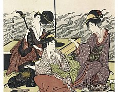 Ukiyo-e : Japanese Woodblock Prints – Pictures Of The Floating World