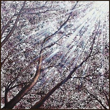 filter an original painting by narate kathong