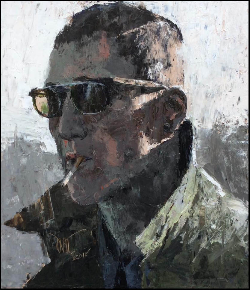 Oil Portraits by Dusit Pimchangthong : Commission Your Own Gallery