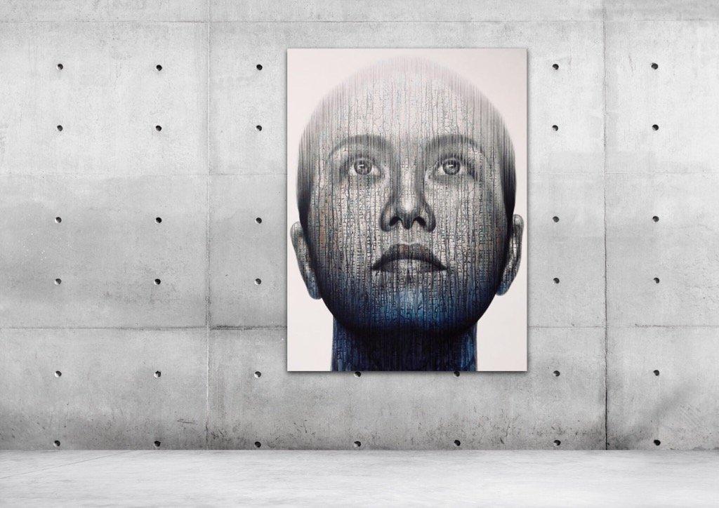 Hope : an original painting by artist, Paitoon Jumee Gallery