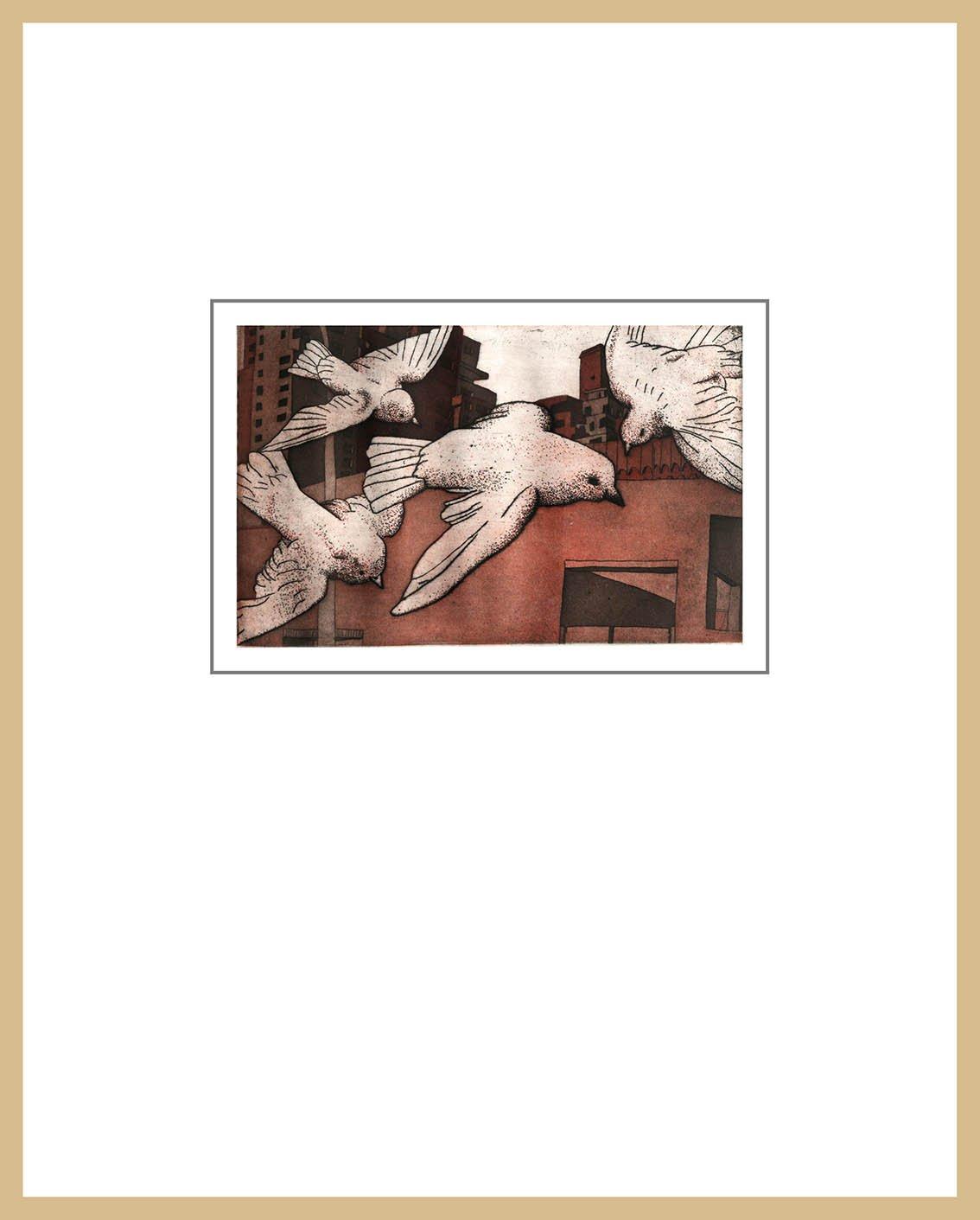 """Greenwich"" Limited Edition Print by Damon Kowarsky Gallery"
