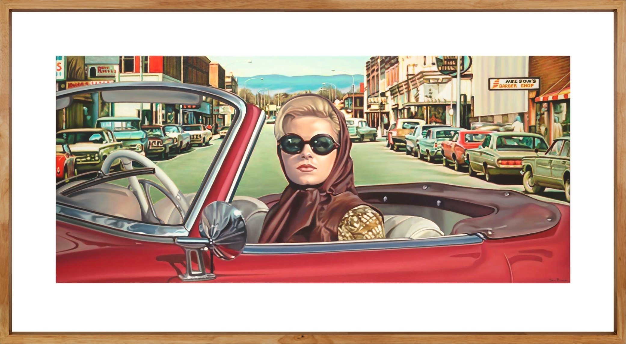 Limited Edition Print by Steve Rosendale
